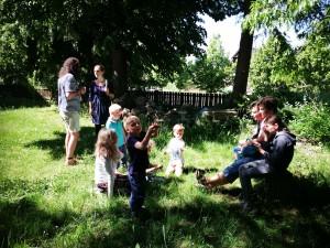 pohoštění o sborové neděli