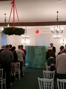 Bohoslužby o Sborové neděli Adventní